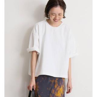 イエナスローブ(IENA SLOBE)の【CAMBER/キャンバー】SLOBE別注 MAX WEIGHT Tシャツ(Tシャツ/カットソー(半袖/袖なし))