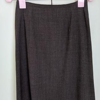 ドゥファミリー(DO!FAMILY)のドゥファミリー 台形スカート 茶色(ひざ丈スカート)