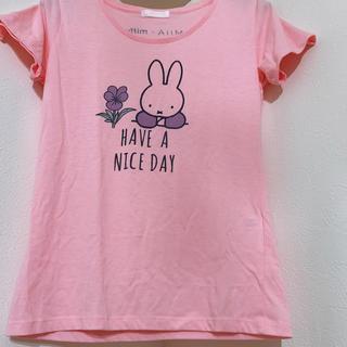 ミーア(MIIA)のMIIA✖️ミッフィー Tシャツ(Tシャツ(半袖/袖なし))