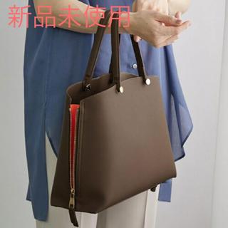 ロペ(ROPE)の◆新品未使用◆ ROPE'  サイドジップトートバッグ(トートバッグ)