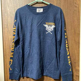 バンソン(VANSON)のVANSON✩長袖Tシャツ(Tシャツ/カットソー(七分/長袖))