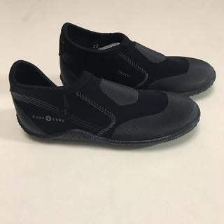アクアラング(Aqua Lung)のAQUA LUNG ブーツ 22cm(マリン/スイミング)