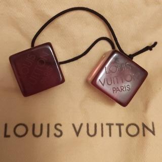 ルイヴィトン(LOUIS VUITTON)のLOUIS VUITTON ルイヴィトン 髪ゴム 茶(ヘアゴム/シュシュ)