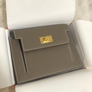 エルメス(Hermes)の新品✴︎エルメス ケリー ポケット コンパクト(財布)