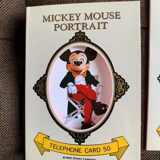 ディズニー(Disney)のテレフォンカード 1枚分(その他)