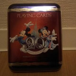 ディズニー(Disney)のディズニー20周年 トランプ(トランプ/UNO)