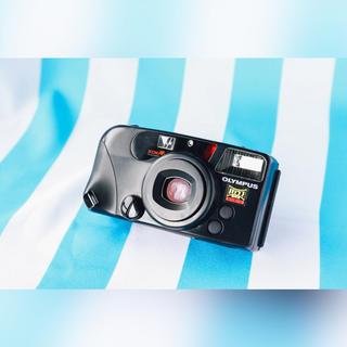 オリンパス(OLYMPUS)の完動品‼️OLYMPUS IZM220 コンパクトフィルムカメラ(フィルムカメラ)