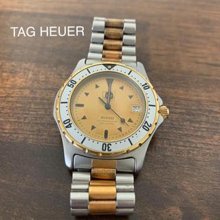 タグホイヤー(TAG Heuer)の【タグホイヤー】腕時計 【ジャンク品】(腕時計(アナログ))