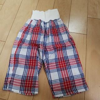 イオン(AEON)の子供 パジャマ ズボン 腹巻き付き 95(パジャマ)