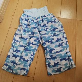 イオン(AEON)の子供 パジャマ ズボン 腹巻き付き 90 (パジャマ)