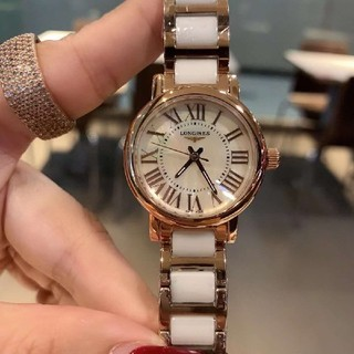 ロンジン(LONGINES)のLONGINES  レディース 腕時計 日本未販売(腕時計)