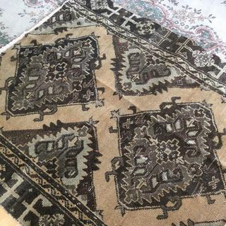 アクタス(ACTUS)のヴィンテージラグ 絨毯 キリム ロンハーマン  ダブルデイ(ラグ)