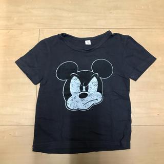 Disney - ミッキー Tシャツ 韓国子供服 80