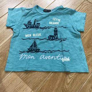 BeBe - BeBe Tシャツ 80