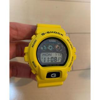 ジーショック(G-SHOCK)のG-SHOCK タフソーラー GW-6900A 黄色 イエロー (腕時計(デジタル))