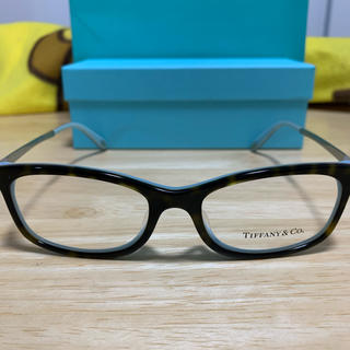 Tiffany & Co. - 転売価格大幅値下げ ティファニー メガネフレーム