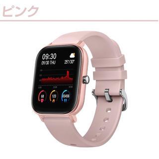 スマートウォッチ メンズ レディース iphone Android アンドロイド(腕時計(デジタル))