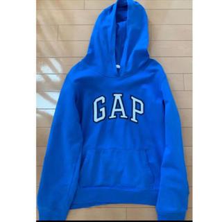 ギャップ(GAP)のギャップ GAP gap パーカー 青 おしゃれ 可愛い(パーカー)
