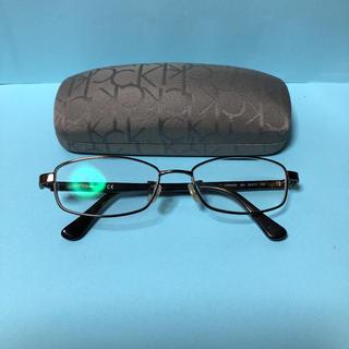 カルバンクライン(Calvin Klein)の★新品☆眼鏡 度付きメガネ カルバンクライン(サングラス/メガネ)