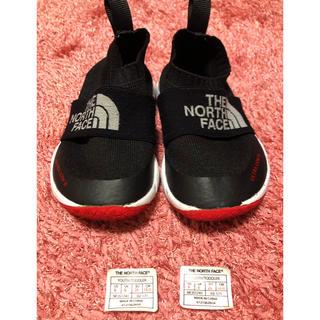ザノースフェイス(THE NORTH FACE)のノースフェイス  キッズ スニーカー  靴 16cm(スニーカー)