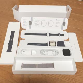 アップルウォッチ(Apple Watch)のApple Watch series5 GPS+Cellularモデル(腕時計(デジタル))