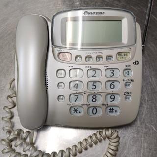 パイオニア(Pioneer)のパイオニア Pioneer 電話機 TF-EV130-S(その他)