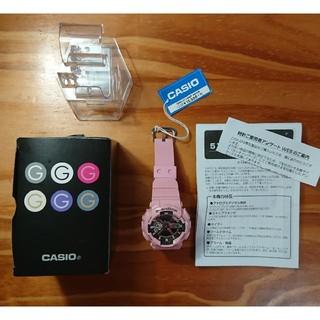 ジーショック(G-SHOCK)のジーショック ピンク コンパクト G-shock (腕時計(デジタル))