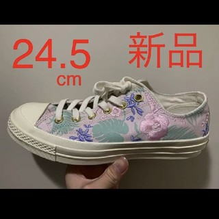 コンバース(CONVERSE)の新品未使用❗️converse ct70 floral  花柄刺繍 フローラル(スニーカー)