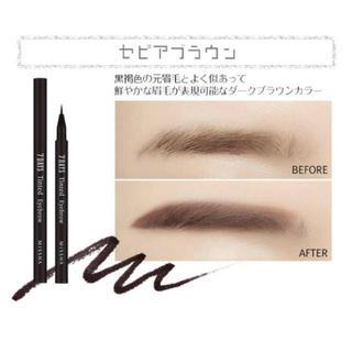 ミシャ(MISSHA)のMISSHA(ミシャ) 7DAYS Tinted Eyebrow セピアブラウン(眉マスカラ)