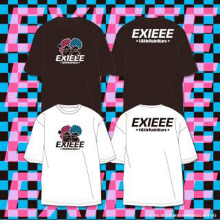 EXIEEE 限定Tシャツ サンリオ キキララ EXIT イグジット お笑い(お笑い芸人)