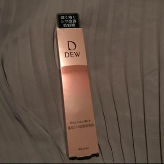 デュウ(DEW)のDEW 薬用シワ改善美容液(美容液)