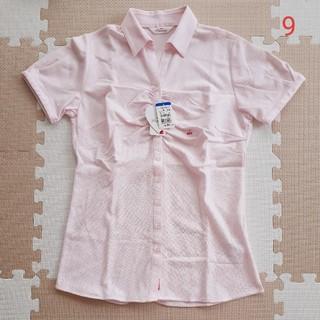 アオヤマ(青山)の洋服の青山 半袖シャツ(シャツ/ブラウス(半袖/袖なし))