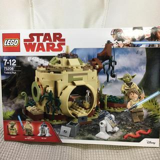 レゴ(Lego)のレゴ スターウォーズ ヨーダの小屋(積み木/ブロック)