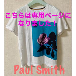 ポールスミス(Paul Smith)のポールスミス Paul Smith  バラTシャツ(Tシャツ(半袖/袖なし))