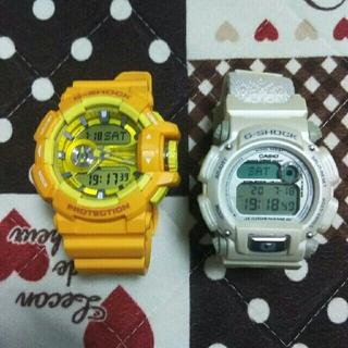 ジーショック(G-SHOCK)のG-SHOCK 2本セット売り(生産終了レアモデル )(腕時計(デジタル))