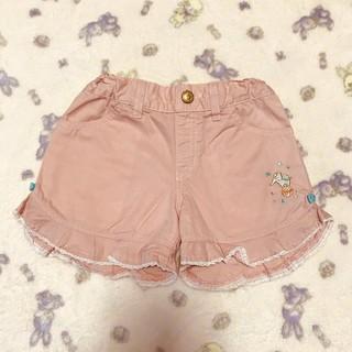 franche lippee - 【110】フランシュリッペ ラチペット ★ 子供服 半ズボン (ピンク)