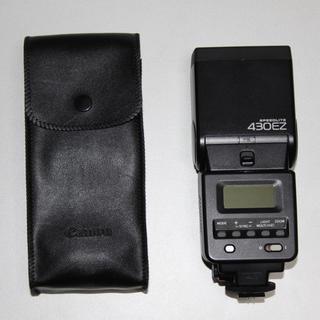 キヤノン(Canon)のキヤノン Canon 純正 430EZ SPEEDLITE ストロボ フラッシュ(ストロボ/照明)