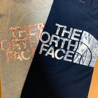 ザノースフェイス(THE NORTH FACE)のノースフェイス のTシャツ 2枚セット(Tシャツ/カットソー(半袖/袖なし))
