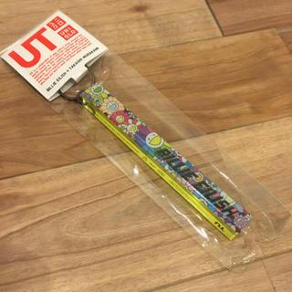 ユニクロ(UNIQLO)のユニクロ × ビリーアイリッシュ × 村上隆 非売品 ノベルティ キーホルダー(キーホルダー)