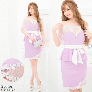 デイジーストア(dazzy store)のパープル♡ドレス(ナイトドレス)