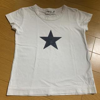 アニエスベー(agnes b.)のアニエスベー キッズTシャツ 90(Tシャツ/カットソー)