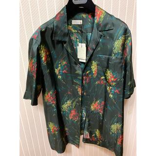 ドリスヴァンノッテン(DRIES VAN NOTEN)のドリスヴァンノッテン 半袖開襟シャツメンズ44(Tシャツ(半袖/袖なし))