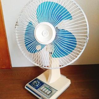 パナソニック(Panasonic)の【昭和レトロ】扇風機(扇風機)