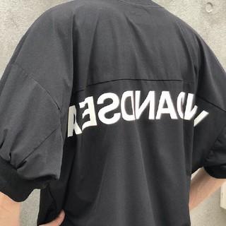 WDS NYLON S/S PULLOVER ウィンダンシー(Tシャツ/カットソー(半袖/袖なし))