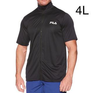 フィラ(FILA)の新品 ラッシュガード 4L 水着 大きいサイズ フィラ   UVケア 水陸両用(水着)