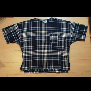 ビューティアンドユースユナイテッドアローズ(BEAUTY&YOUTH UNITED ARROWS)の未使用 モンキータイム 半袖 プルオーバーシャツ(シャツ)