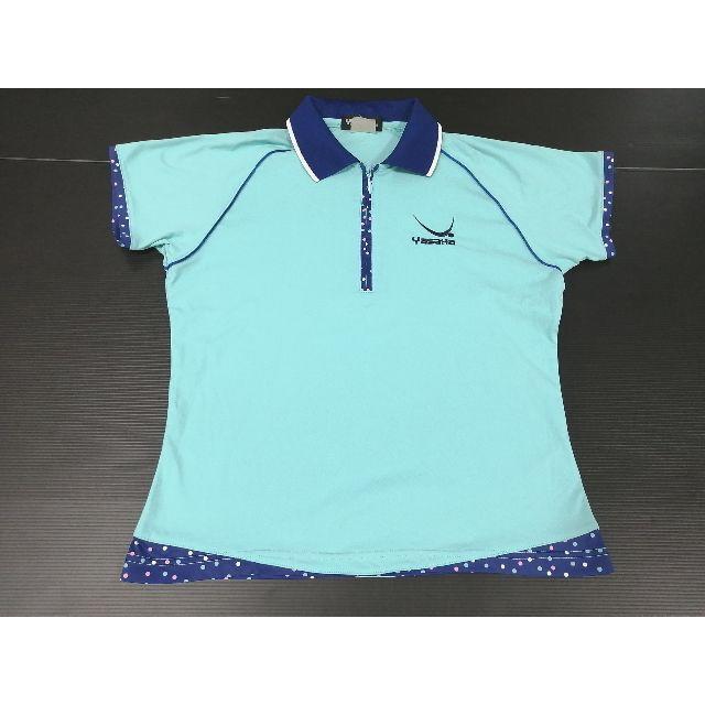 Yasaka(ヤサカ)のヤサカ JTTA ポロシャツ テーブルテニス 公式ユニフォーム YASAKA スポーツ/アウトドアのスポーツ/アウトドア その他(卓球)の商品写真