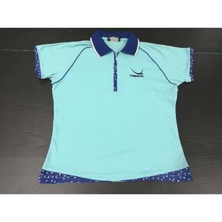 ヤサカ(Yasaka)のヤサカ JTTA ポロシャツ テーブルテニス 公式ユニフォーム YASAKA(卓球)