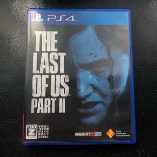 プレイステーション4(PlayStation4)のLAST OF US PART II [PS4](家庭用ゲームソフト)