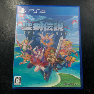 プレイステーション4(PlayStation4)の聖剣伝説3 [PS4](家庭用ゲームソフト)